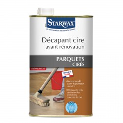 RENOVATION PARQUET VITRIFIE STARWAX