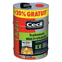 TX 203 TRAITEMENT MULTI USAGES 30L INCOLORE